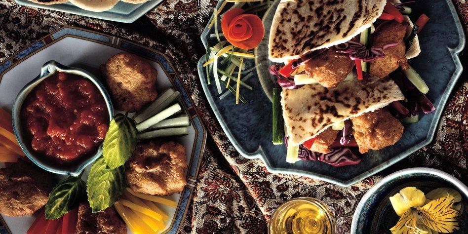 falafelb cker in jerusalem juden haben die falafel. Black Bedroom Furniture Sets. Home Design Ideas