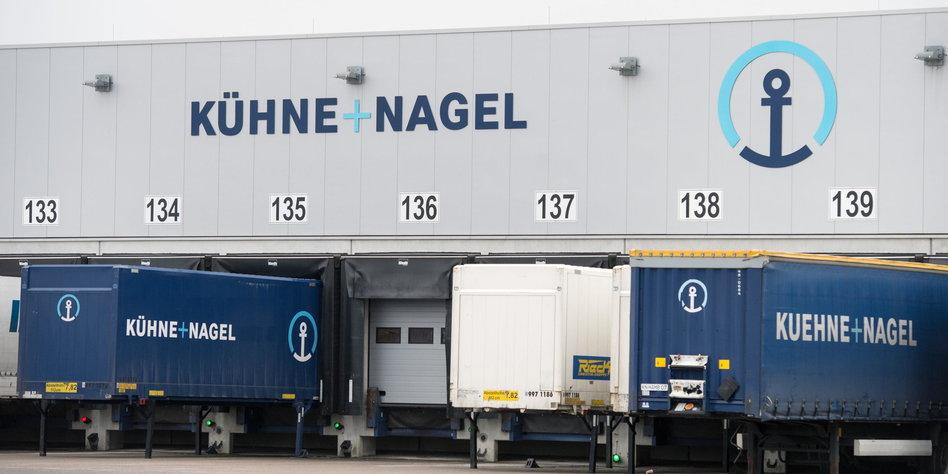 NS-Erbe Einer Transportfirma Lasten Der Vergangenheit - Taz.de