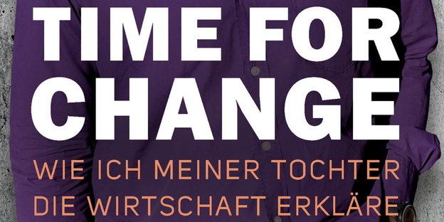 "Ausschnitt der Covers von ""Time for Change"""
