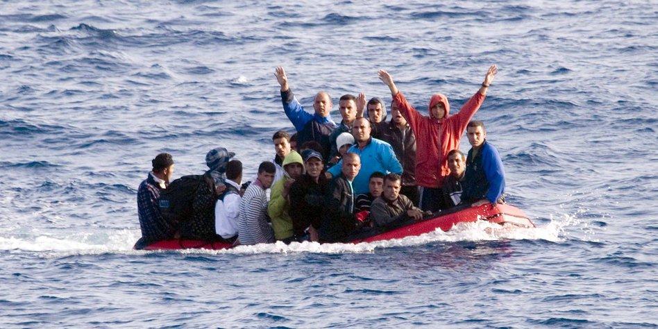 tote flüchtlinge im mittelmeer statistik