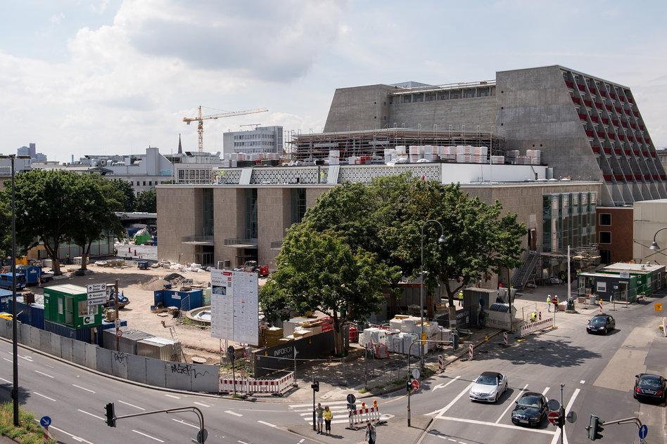 Baufirmen Köln imtech und opernsanierung in köln bau drama auf der bühne taz de