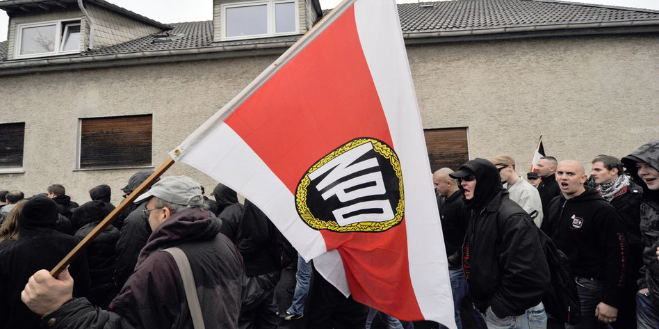 Rechte Szene Deutschland