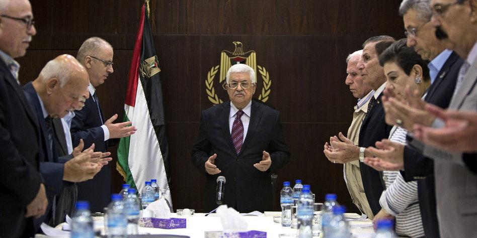 Palästinensischer Botschafter aus Österreich abgezogen