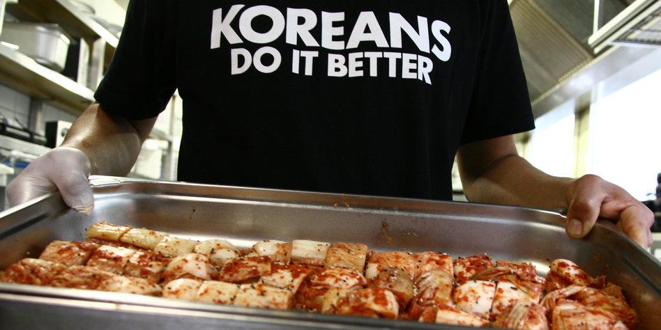 Reise In Ein Fremdes Wohnzimmer Korea Fngt Alles Mit Essen An Bild Dpa