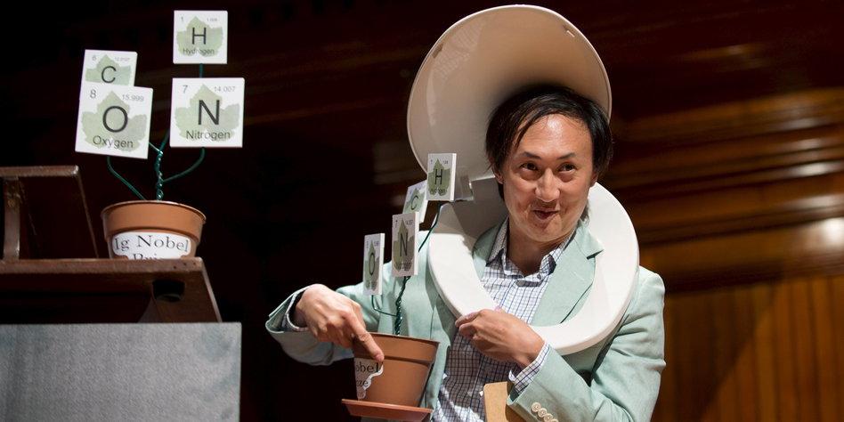 Ig Nobelpreis 2021