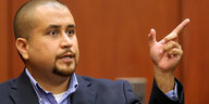 George Zimmerman im September 2015