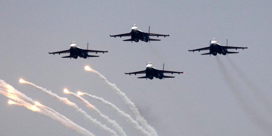 russland jet abgeschossen