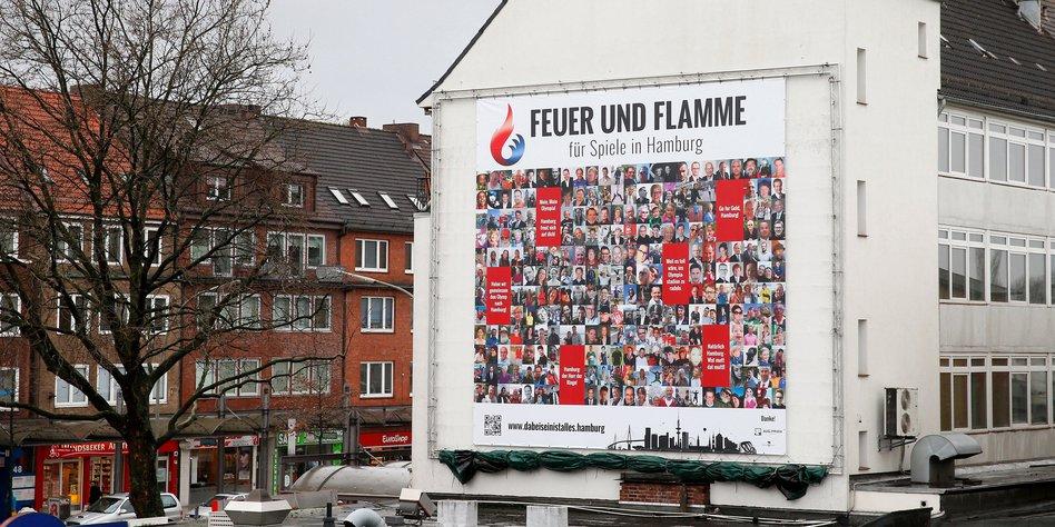 Olympia Hamburg Abstimmung
