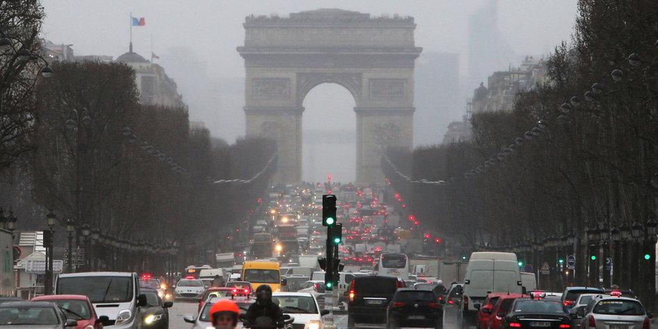 Paris Anschlag 2021