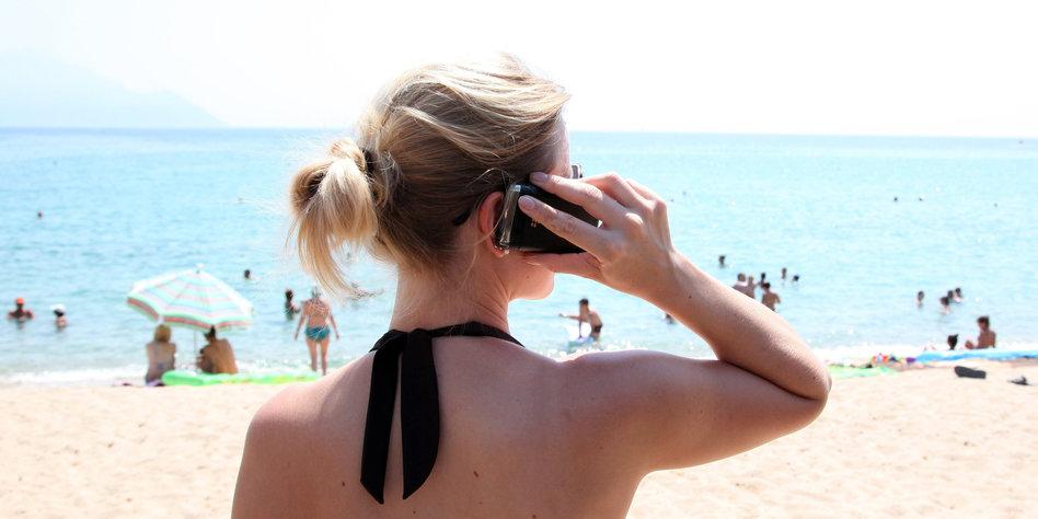 eu-parlament stimmt gegen roaming: auslandsgespräche werden