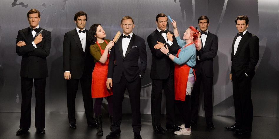 James Bond Seine Welt Ist Nicht Genug Taz De