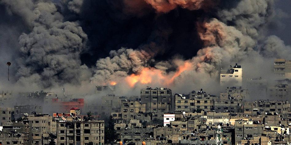 """Gaza-Gouverneur über Fatah und Hamas: """"Ein Gefühl der ..."""