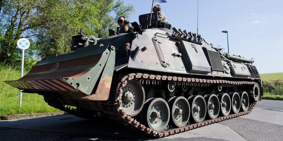 Wieviel Panzer Hat Die Bundeswehr