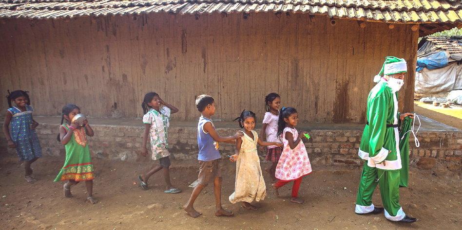 Weihnachten Im Christentum.Religionsstreit In Indien Ich Bin Nun Ein Hindu Taz De