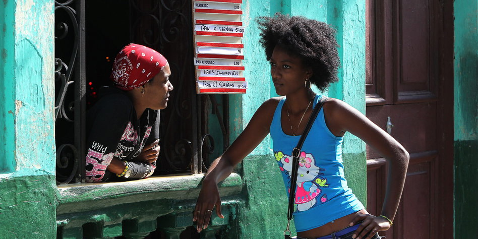 Frauen aus kuba kennenlernen