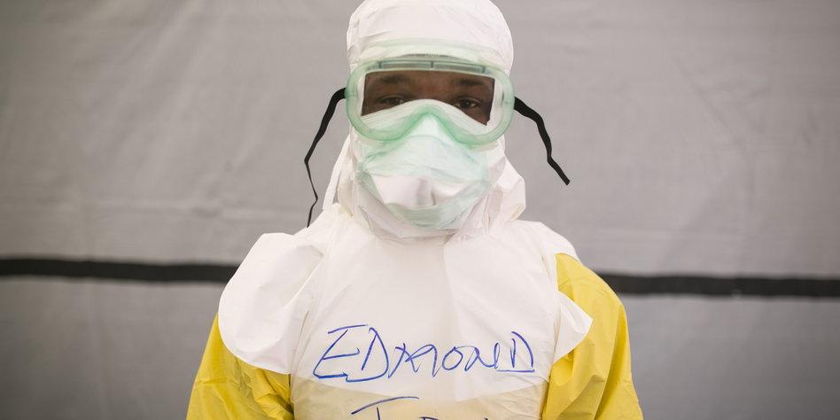 Wenige spenden gegen ebola rotes kreuz ist enttäuscht