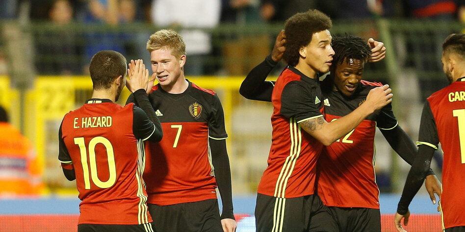 Belgische Nationalspieler