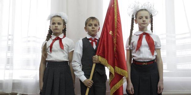 alle präsidenten russlands