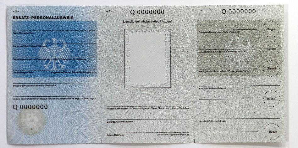 Gegen die Ausreise von Dschihadisten: 18 Monate ohne Ausweis - taz.de