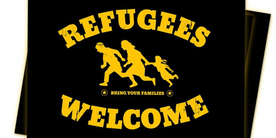 Flüchtlinge Privat Aufnehmen Knigge Werden Sie Kein Arschloch Tazde