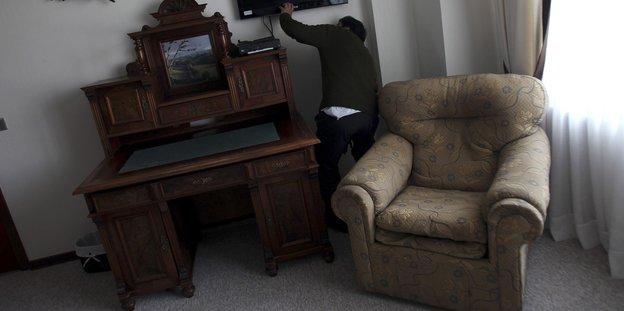 die wahrheit vier w nde des terrors. Black Bedroom Furniture Sets. Home Design Ideas