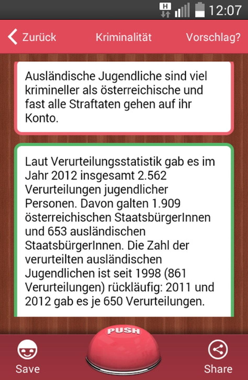 app gegen rassismus: so klappt's auch mit dem stammtisch - taz.de
