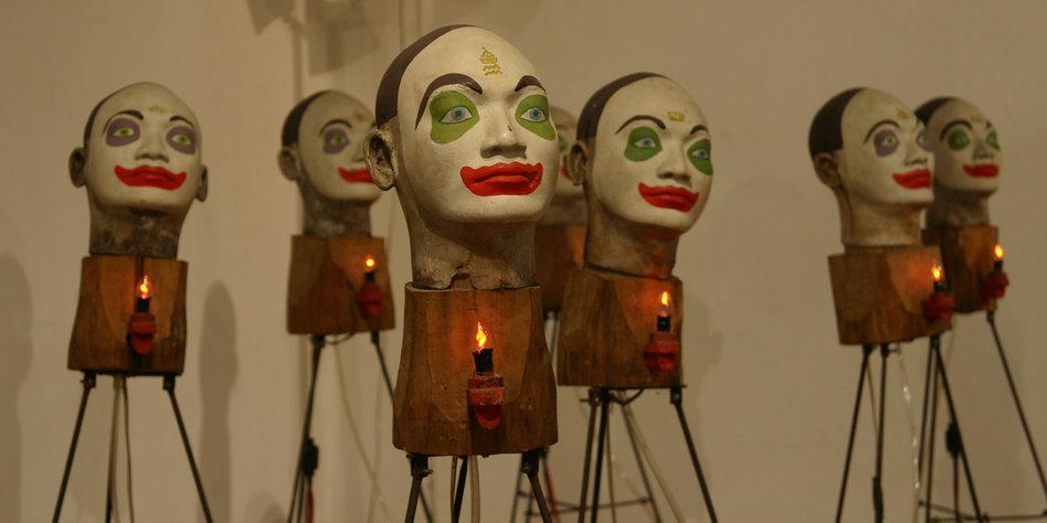 Kunstausstellung in Istanbul: Warten auf den König - taz.de