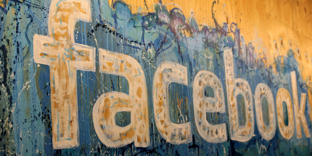 Facebook-Grafitti