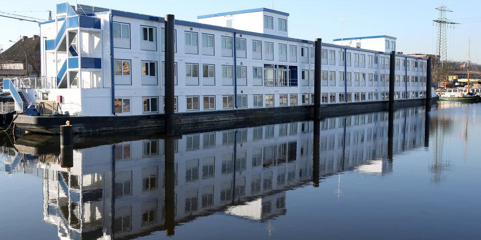 Hamburg Wohnungen Statt Massenunterkünfte Puffer Für