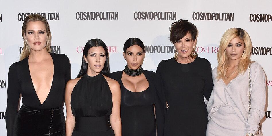 Kardashian Heart: The Kardashians Cause Chaos! Reality Family Are ...