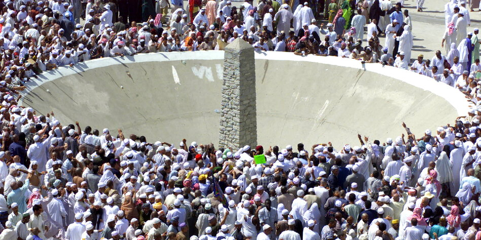 Islam Pilgerfahrt