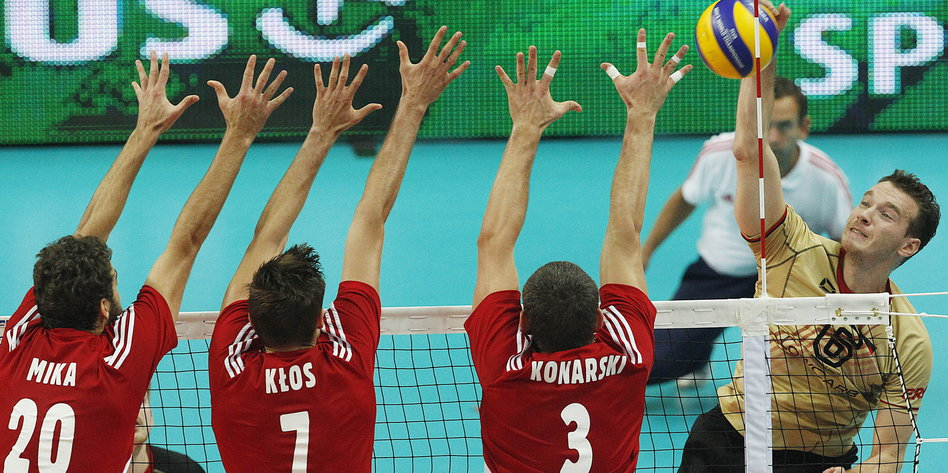 polen volleyball wm