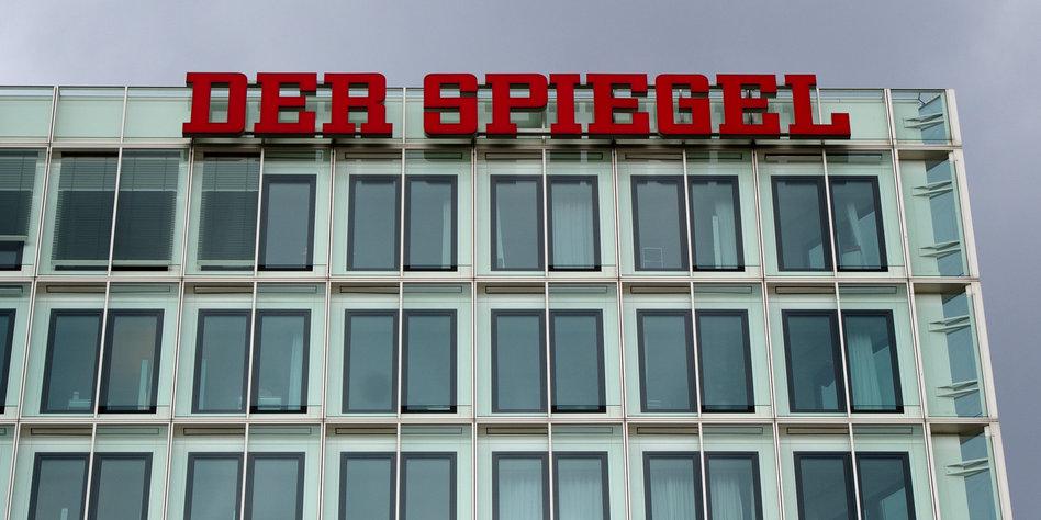 Spiegel chefredakteur b chner warten auf den abgang for Spiegel wochenzeitung
