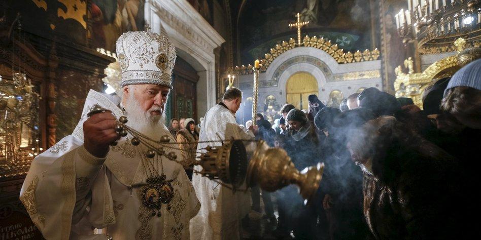Orthodoxe Weihnachten.Orthodoxe Weihnachten In Der Ukraine Hass Und Weihrauch