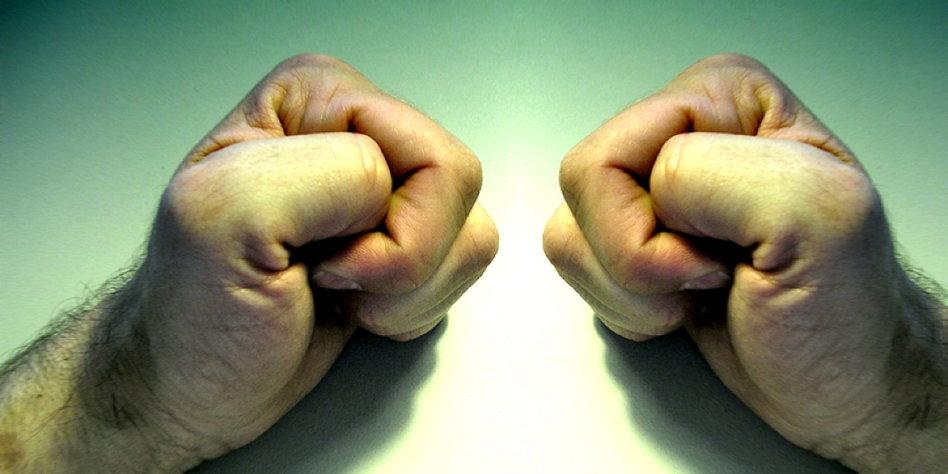 aggressionen rauslassen