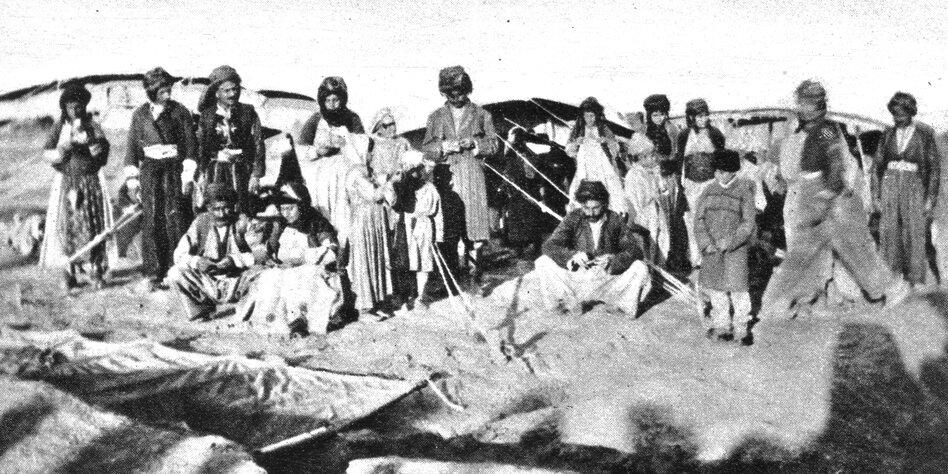 Volkermord Im Osmanischen Reich Schweigsamer Waffenbruder Taz De