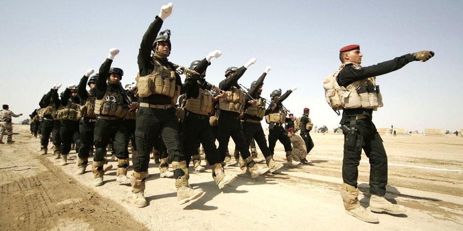 irak syrien konflikt