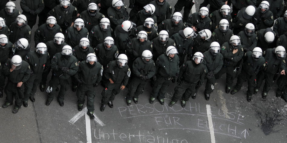 Gta 5 Karte Polizeistation.Aufrustung Der Deutschen Polizei Modernisierung Statt