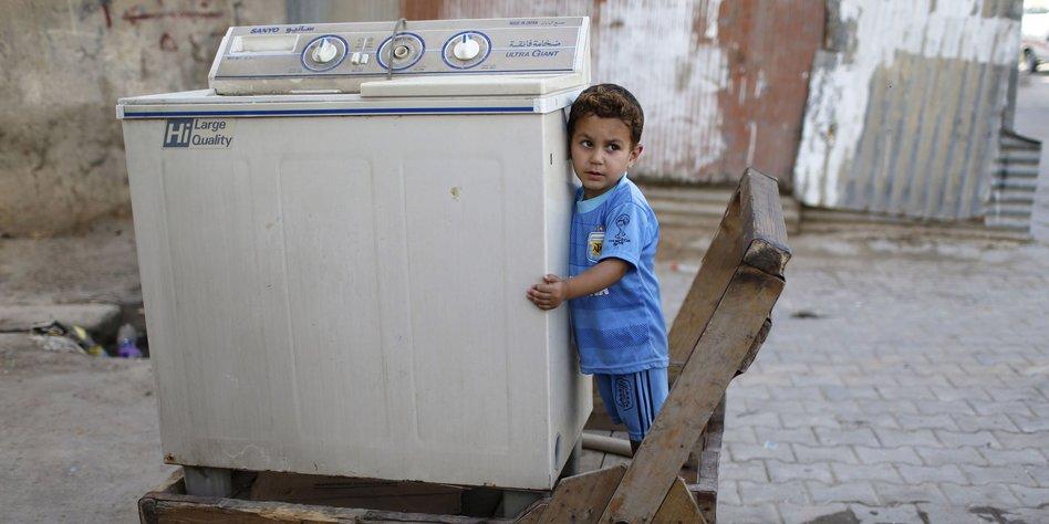 erfinder der waschmaschine