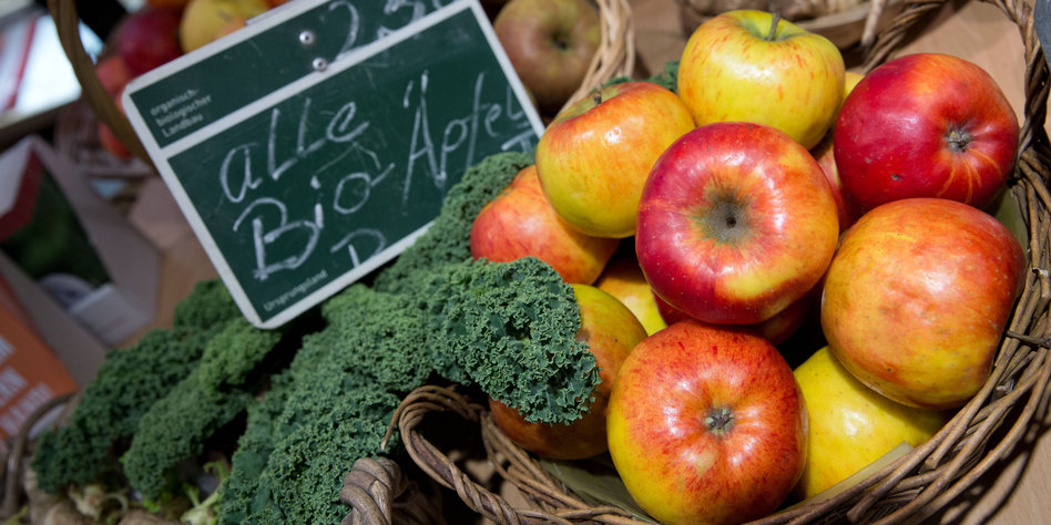"""46ff031c8a2f75 Ökonom über Kauf von Bio-Produkten: """"Deutsche haben schwierige ..."""