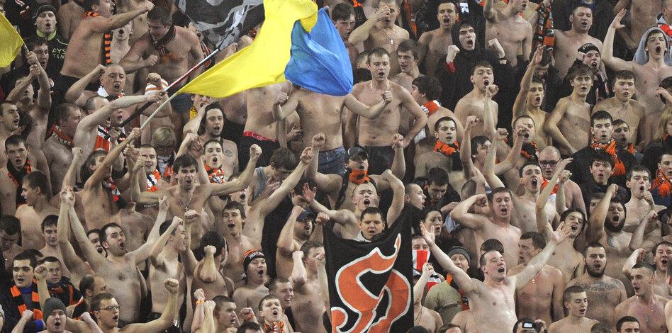 ukrainische fußball liga