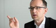 Ein durchsichtiger Profilierungsversuch? <b>Ulrich Schulte</b> - HeikoMaasJustizminister