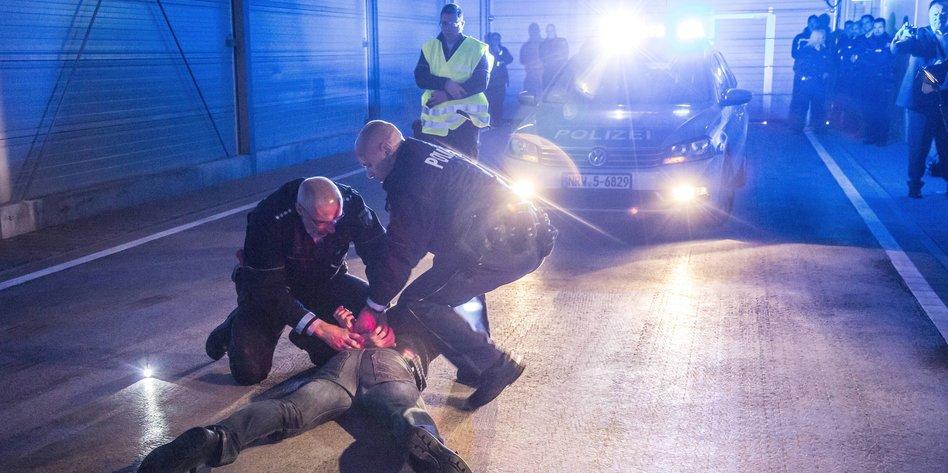 polizeigewalt usa 2016