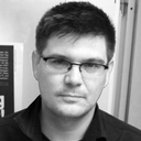 <b>Andrej Holm</b>, Jahrgang 1970, ist Sozialwissenschaftler und Blogger. - Holm_Andrej_credit_Wolfgang_Borrs