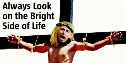 Klinsman am Kreuz