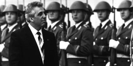 Entrevista a Egon Krenz, ultimo presidente de la RDA... Krenz