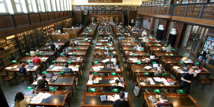 virtuelle bibliothek