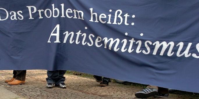 Das Problem heißt Antisemitismus.