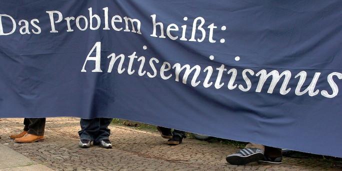 Gegen Antisemitismus