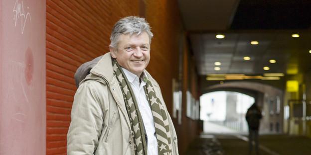 Gehörloser Politiker Patrick Hennings